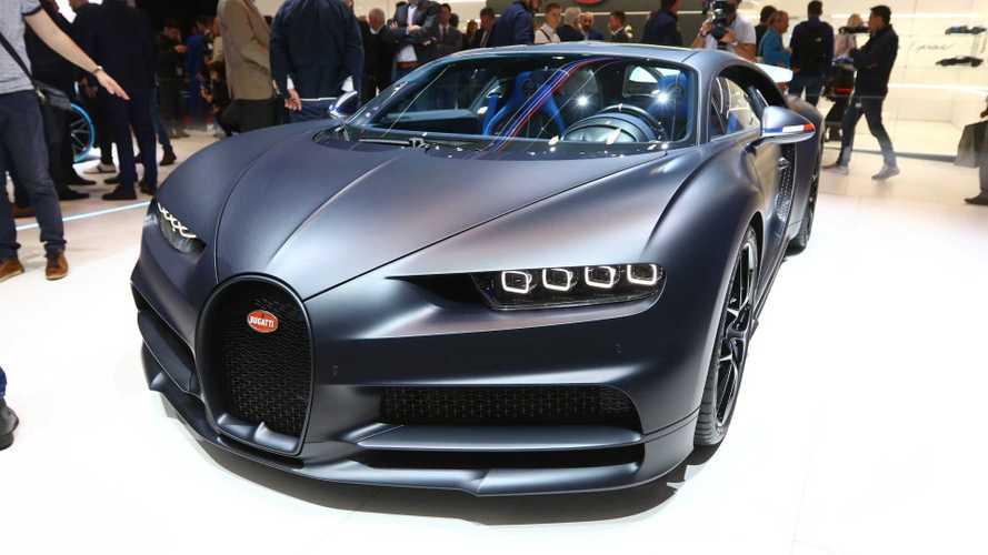 Combien pour assurer votre Bugatti Chiron ?