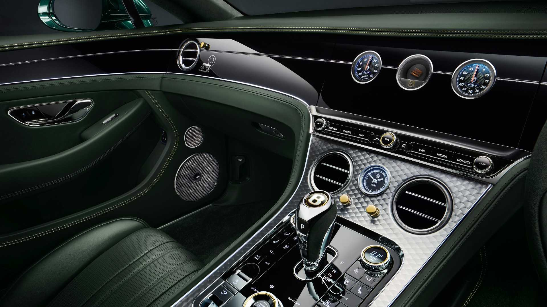 """[""""Bentley Continental GT Number 9 Edition""""]"""
