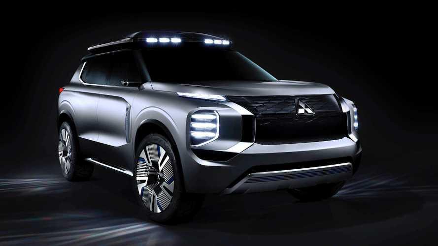 Mitsubishi, Engelberg Tourer adlı SUV konseptini tanıttı