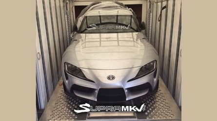2020 Toyota Supra Front Design Leaked In Revealing Spy Photo