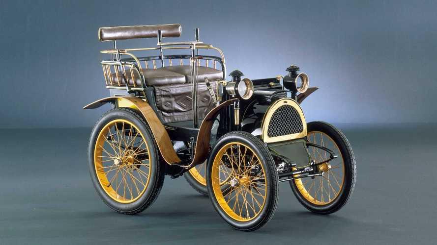 """120 Jahre Renault """"Voiturette"""""""