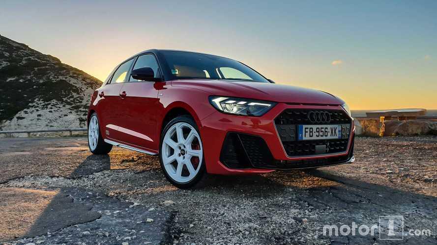 Essai Audi A1 Sportback (2019) - Plus qu'une simple citadine