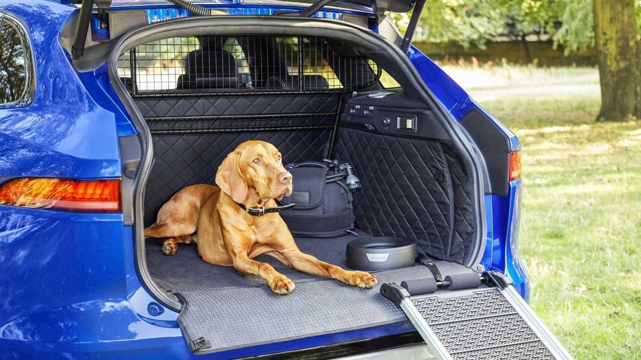 Hundezubehör von Jaguar Land Rover