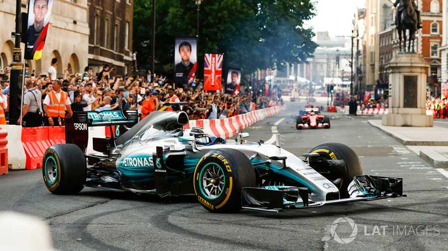 London mayor thinks F1 race 'should be possible'