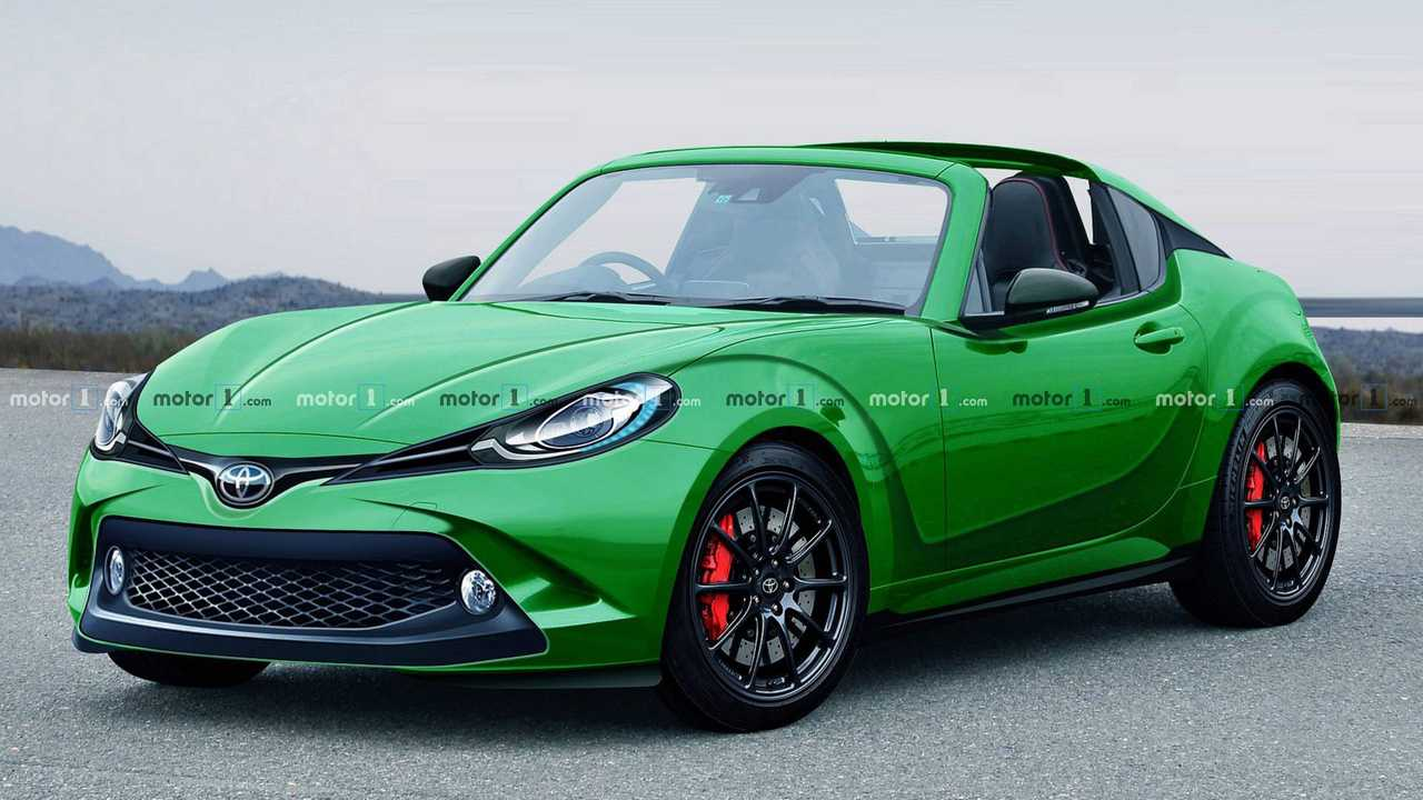 2020 Entry-Level Toyota Sports Car