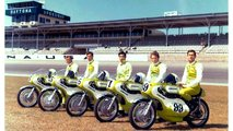 Kawasaki Team Green 1969