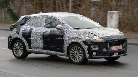 Fiesta-alapú Pumára cserélheti EcoSport modelljét a Ford