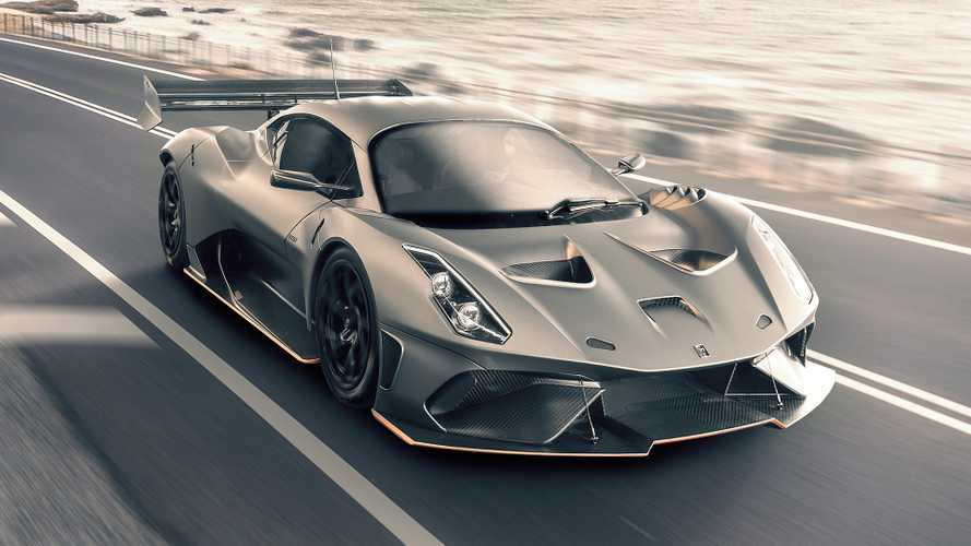 Brabham adds road legal option for BT62 track toy