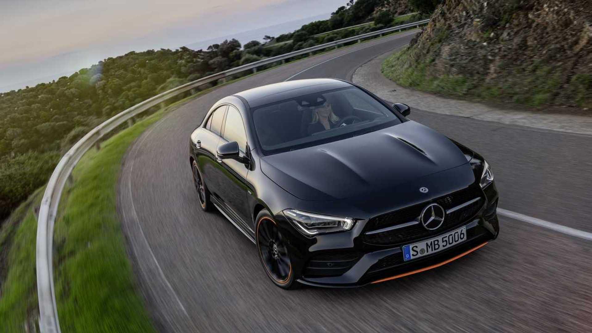 Mercedes Benz Cla Coupé 2019 Ya A La Venta Desde 31400 Euros