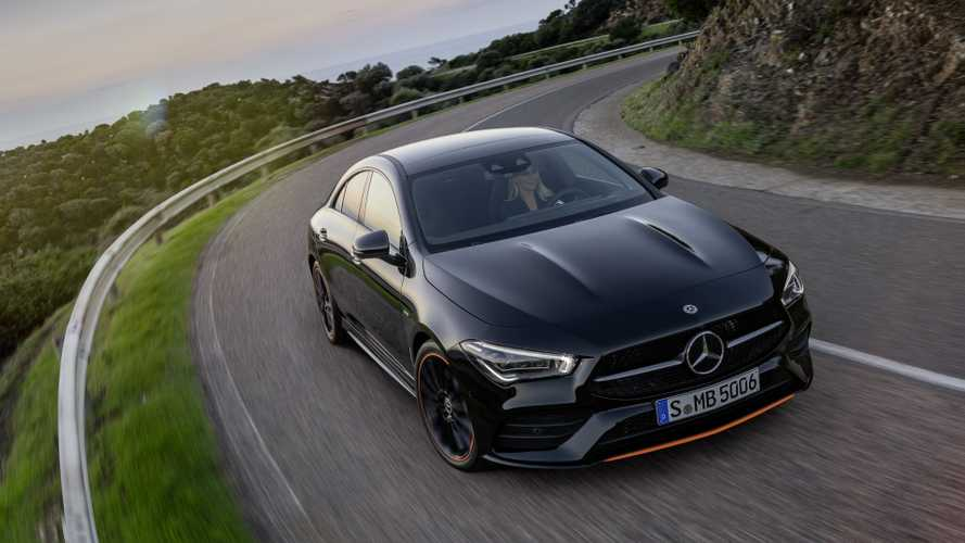 Precios Mercedes CLA Coupé 2019: primeras entregas en mayo