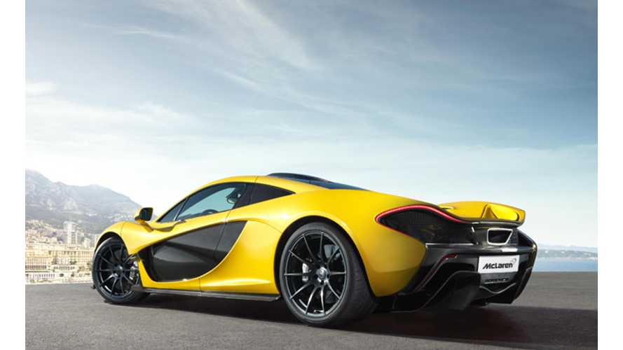 McLaren Releases Jaw-Dropping Specs, Wallet-Busting Price on P1 Plug-In Hybrid Hypercar