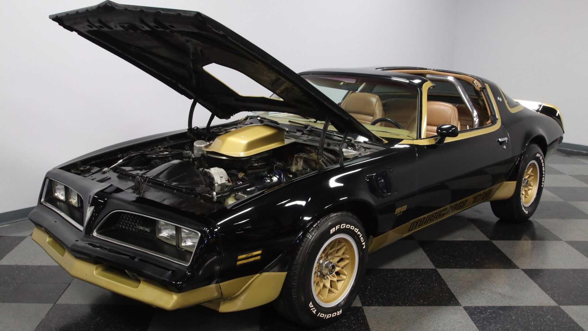 "[""Check Out This Incredibly Rare Macho Trans Am""]"