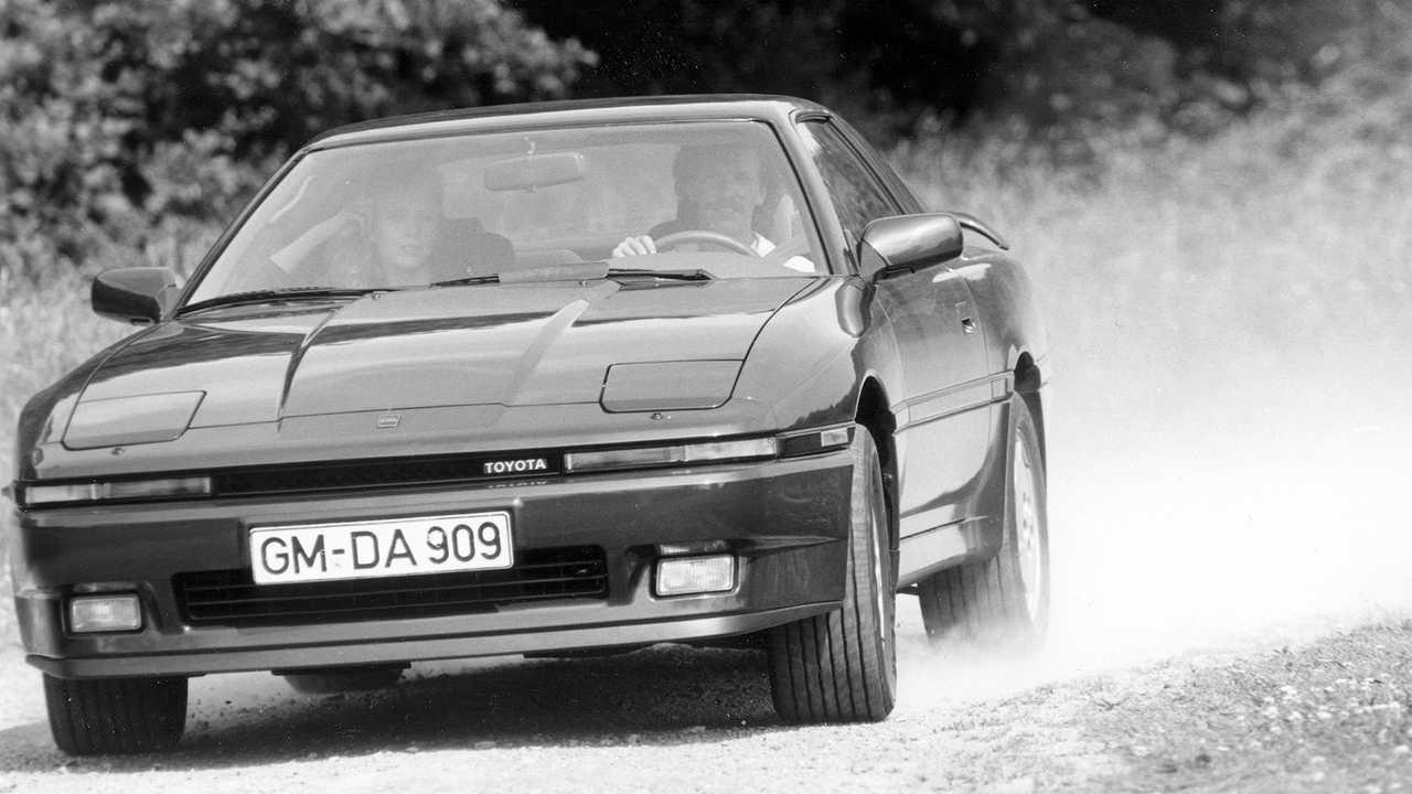Toyota Supra (1986-1992)