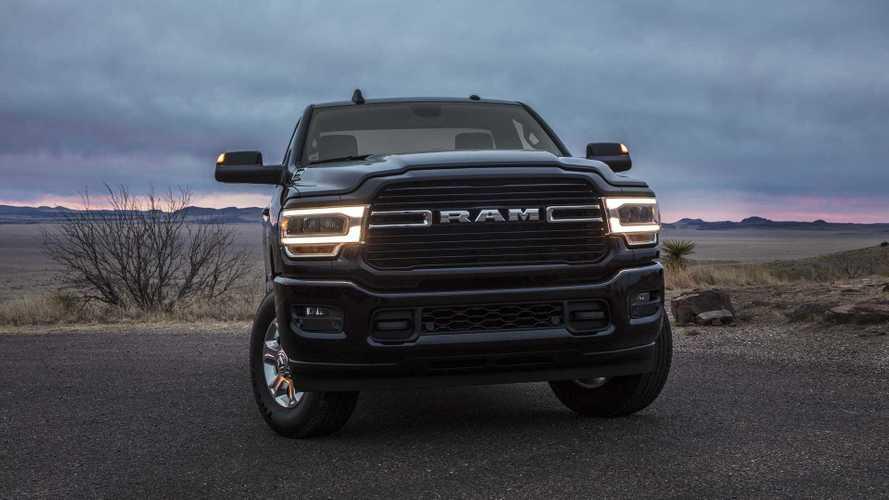 Ram Heavy Duty 2019