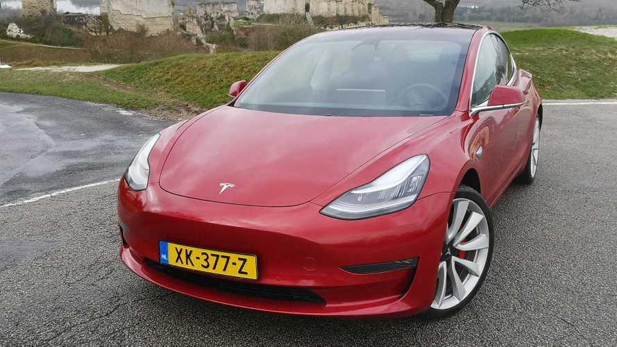 A Look At Tesla Model 3 Market Penetration In Europe