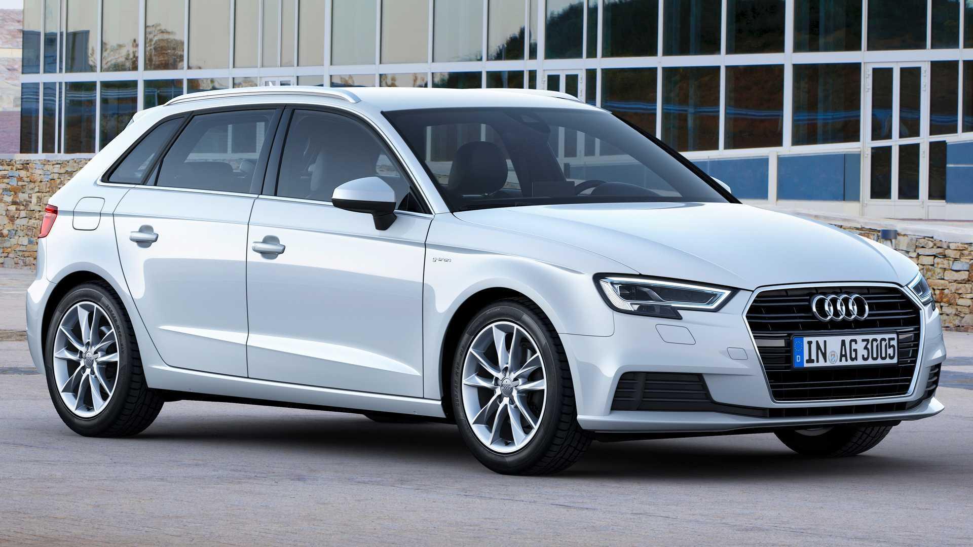 Audi сделала газовый хэтчбек A3 Sportback мощнее и автономнее