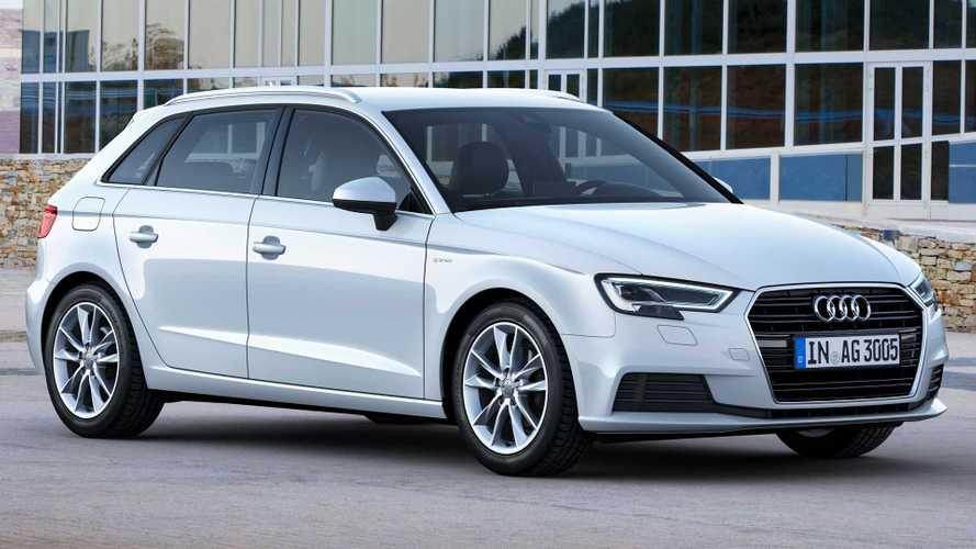 Audi A3 Sportback G-tron gains more power, extra petrol tank