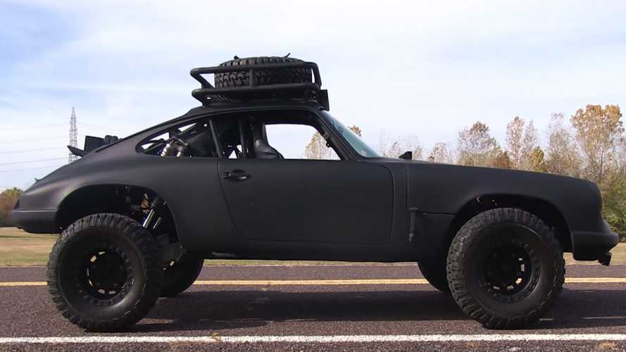 Buy this Porsche 911 Baja battle car, conquer the apocalypse