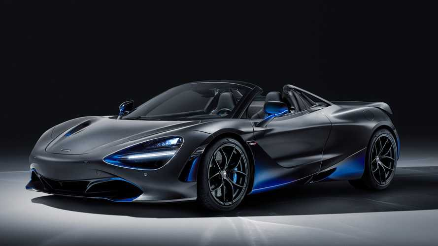 One-off McLaren 720S Spider by MSO is simply stunning