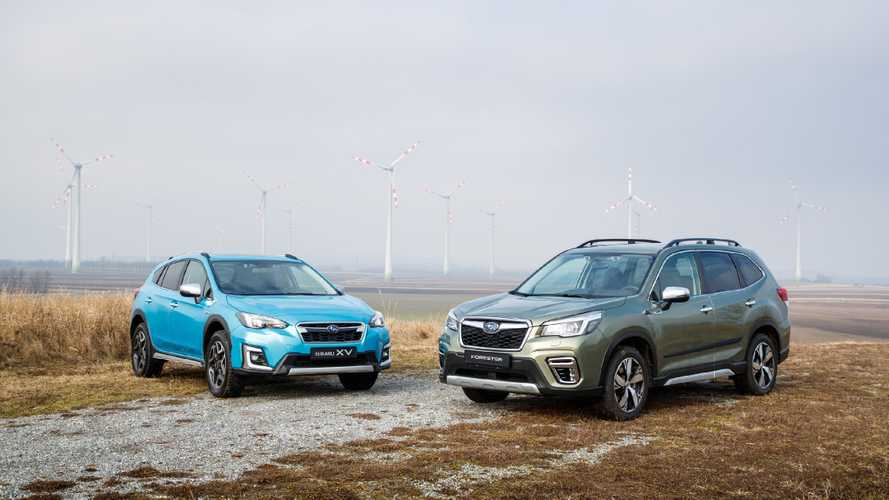 2019 Subaru e-Boxer İlk Sürüş: Arazide hibrit testi!