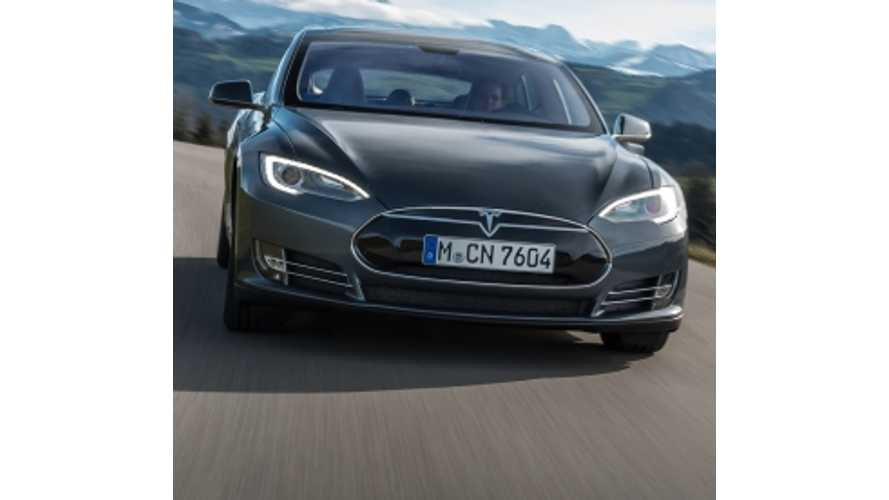 Update: Tesla Model S Sales Strong in Germany