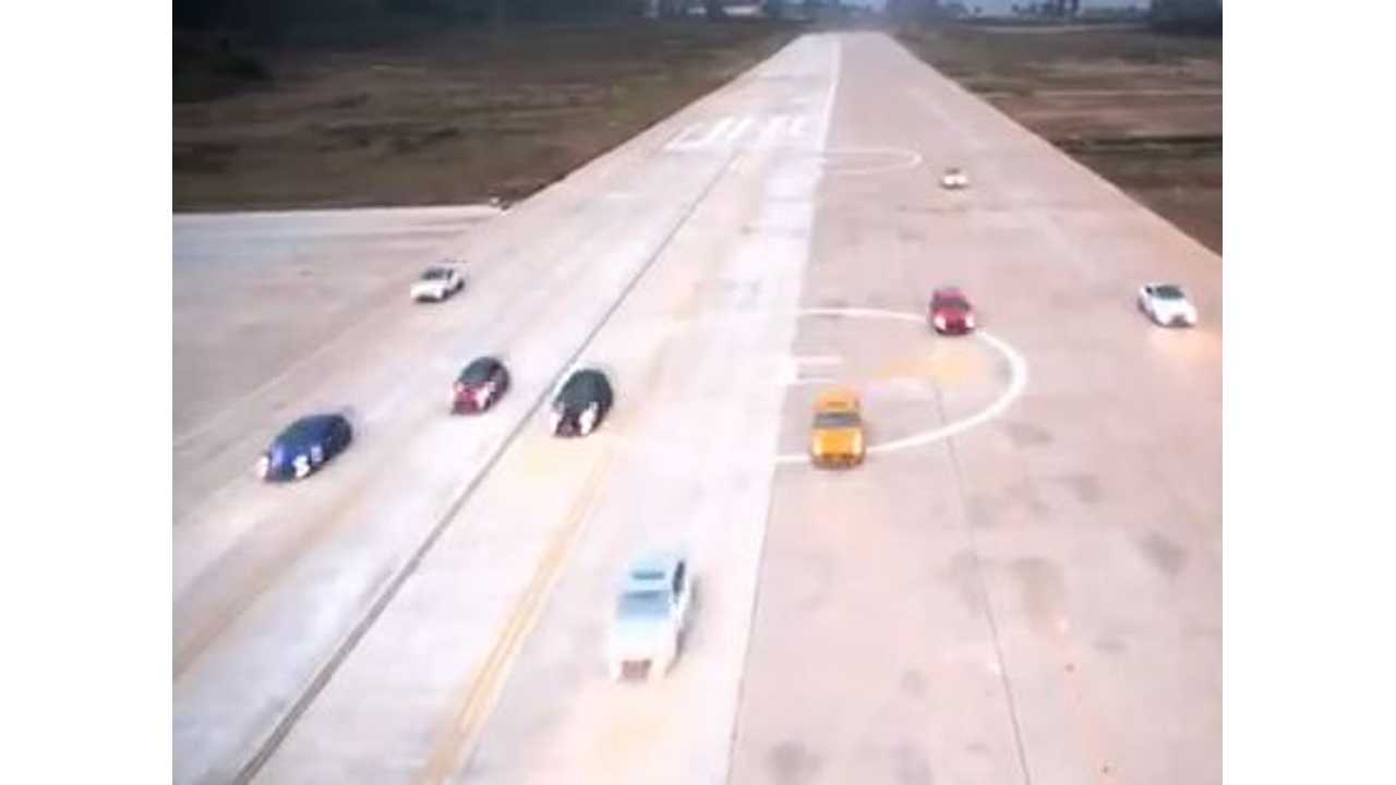 Videos: BYD Qin Plug-In Hybrid Smokes Slew of Competitors in Series of Drag Races