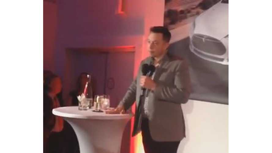 Elon Musk: Tesla Model E Prototype to be Revealed in Early 2015 (w/video)