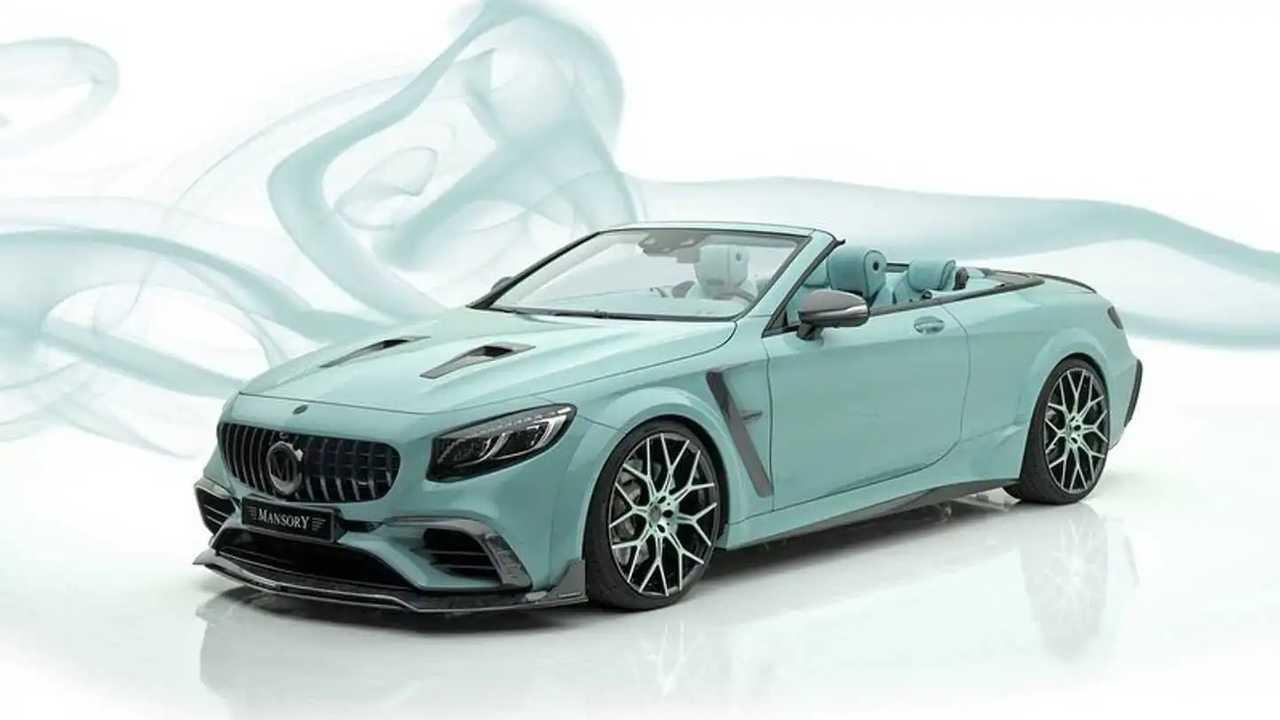 Mercedes-AMG S63 Cabrio Apertus Edition