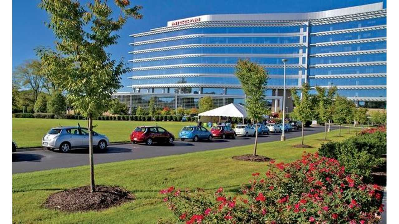 Nissan Still Betting Big on EVs as Smyrna Plant About to Open