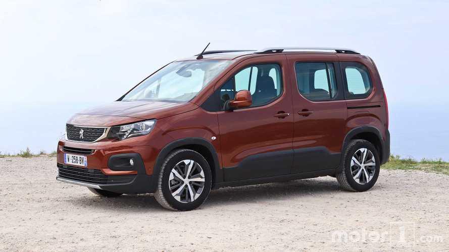 Essai Peugeot Rifter (2019) - Le ludospace devient baroudeur