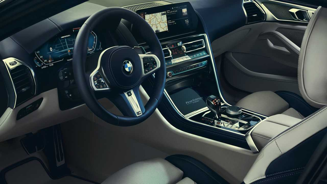BMW Serie 8 Coupé First Edition 2019