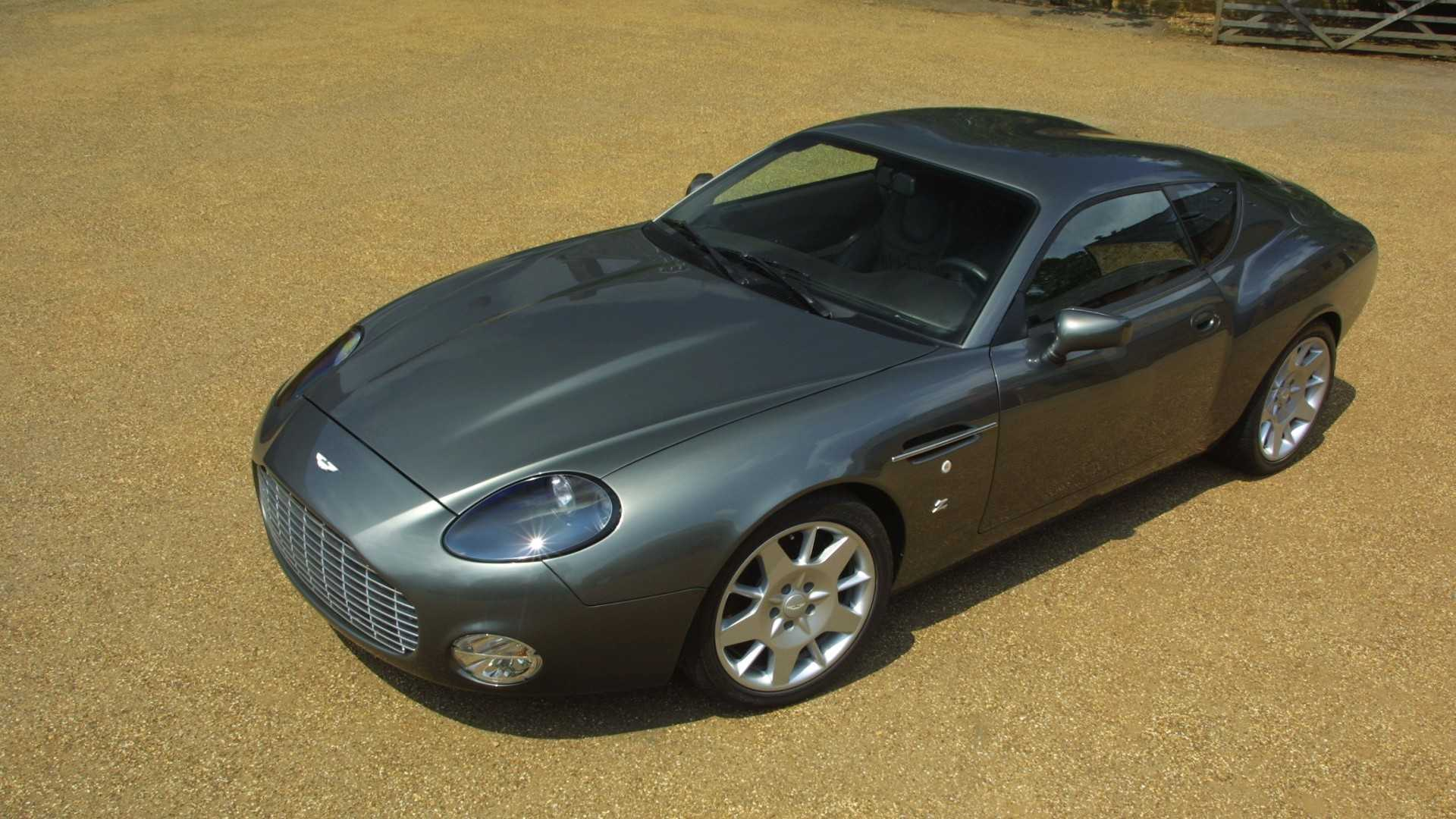 "[""25 Years of Aston Martin DB7""]"