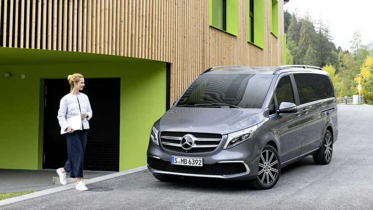 Mercedes-Benz nuova V-Class