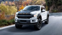 Roush supercharged Ford F-150s