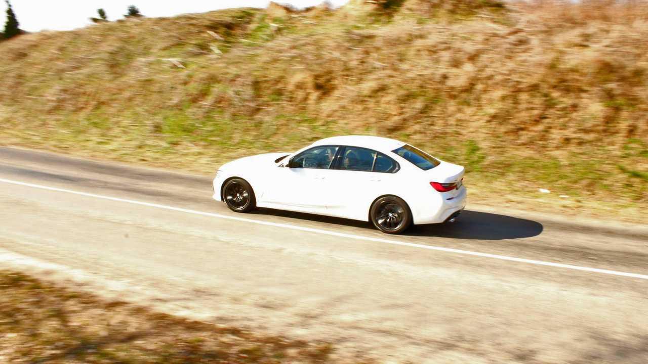 BMW 3-as sorozat, hazai bemutató