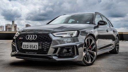 Novo Audi RS 4 Avant chega com 450 cv por R$ 546.990