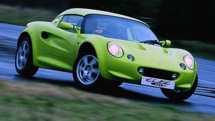 1996 Lotus Elise: герой своего времени