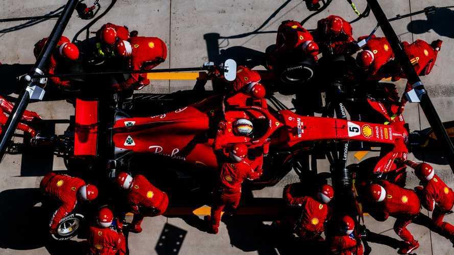 Новую гоночную Ferrari покажут 15 февраля