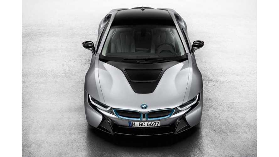 BMW i8 Finally Revealed.  On Sale In US From $135,925 In Spring 2014 (w/live streaming video)