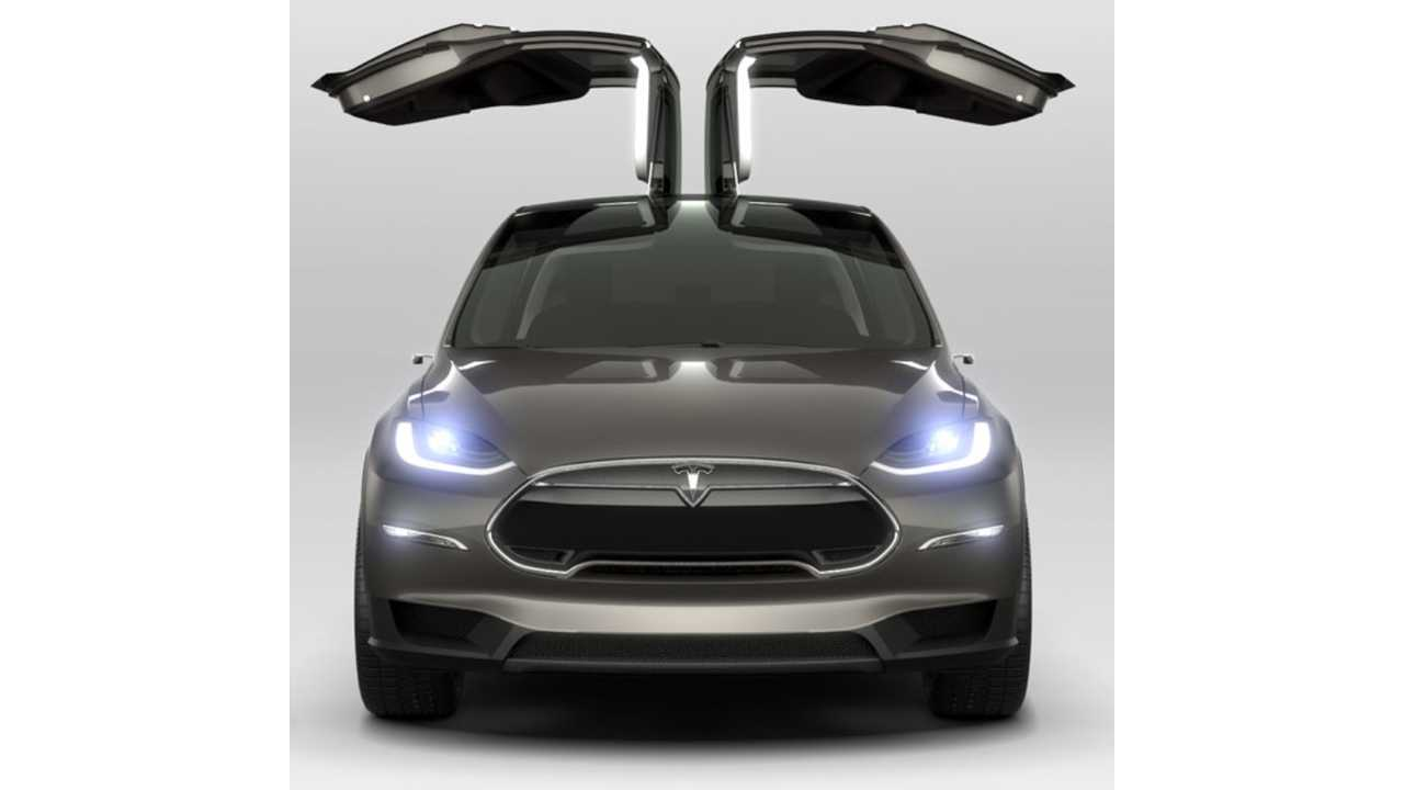 Elon Musk: Tesla Model X Will Be AWD Only (w/video)