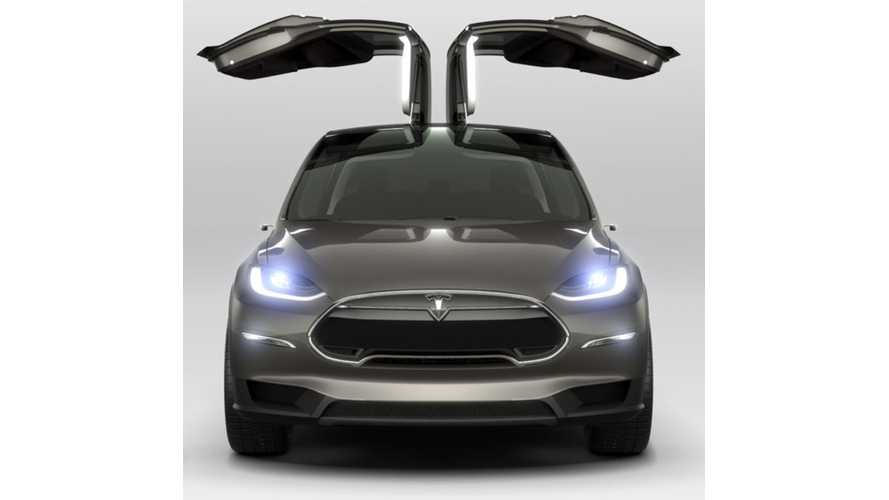 Elon Musk: Tesla Model X Will Be AWD Only (w/video)