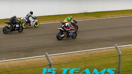 Yes, You Can Race In The New Electric SBK Series