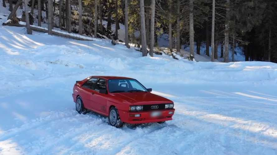 Why The Ur-Quattro Remains Such An Important Modern Classic