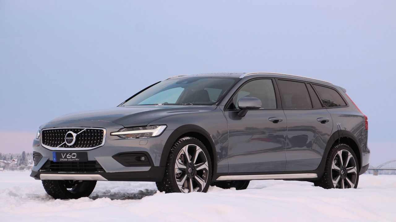 2020 Volvo V60 Cross Country: First Drive