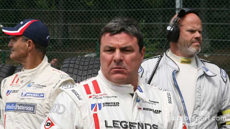 Blundell returns from retirement for BTCC campaign