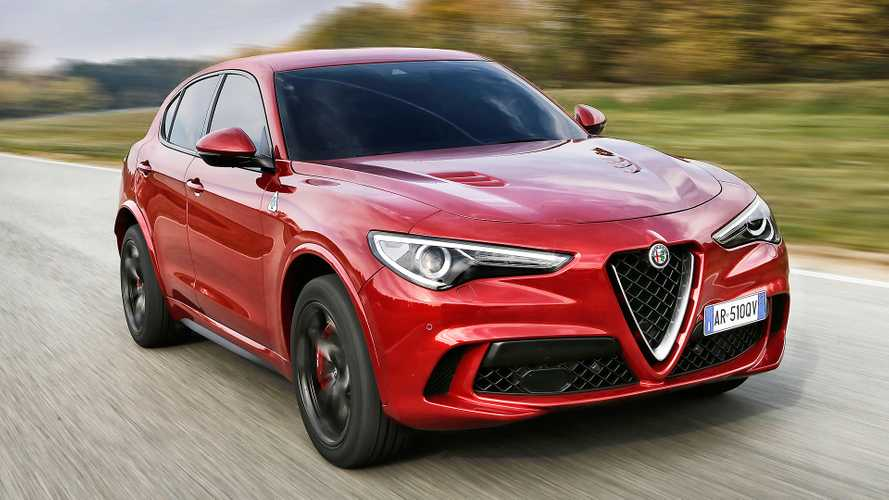 Alfa Romeo Stelvio Quadrifoglio vs BMW. Mercedes-AMG and Jaguar