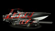 Cigarette Racing 41' AMG Carbon Edition