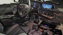BMW Serie 1 2019, fotos espía del interior y el exterior