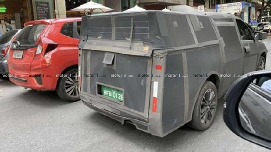 Flagra: De perto, nova Fiat Strada revela porte quase de Duster Oroch