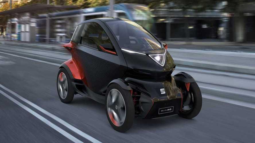 Minimó, ou le Renault Twizy selon SEAT